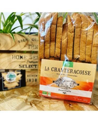 biscottes artisanales bio , essentielle