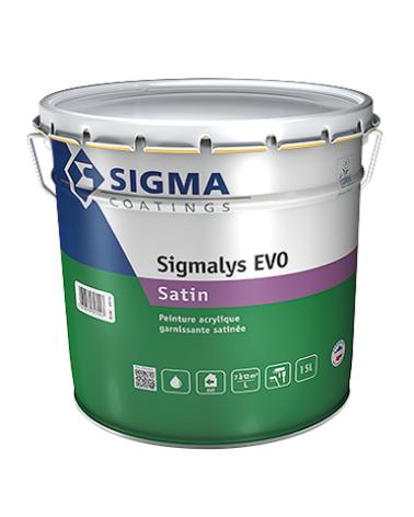 SIGMALYS EVO Satin