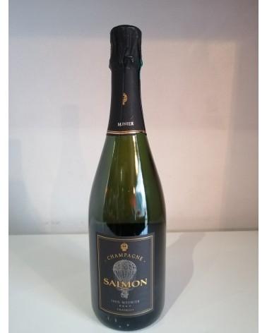 Champagne Salmon 100% Meunier