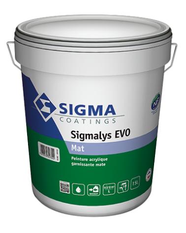 Sigmalys EVO Mat