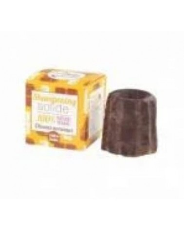 Shampoing cheveux normaux au chocolat