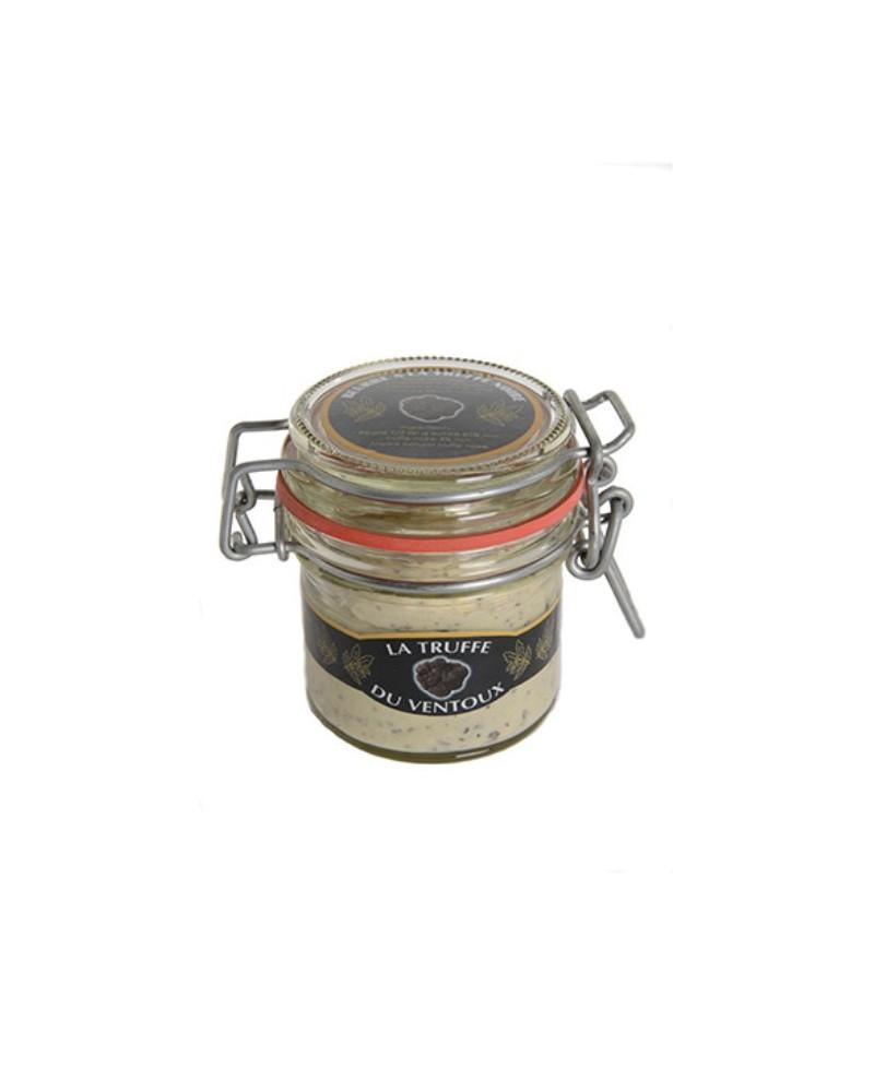 Beurre demi-sel d'Echiré à la truffe noire