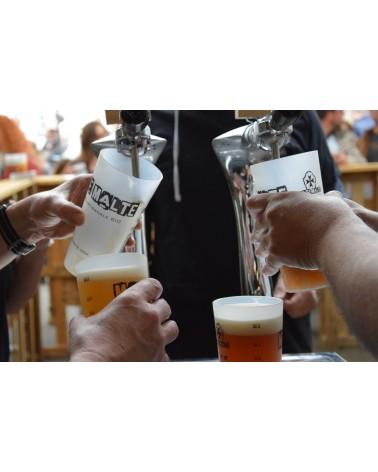 Bière pression Mage Malte